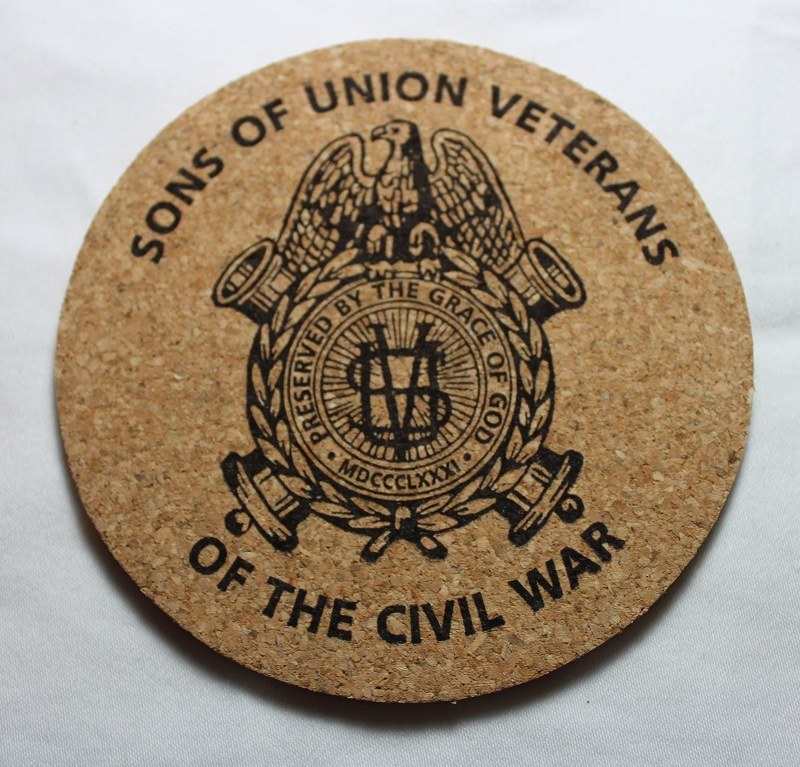 SUVCW Drink Coasters (set of 4)