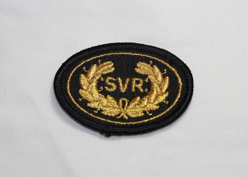 "SVR Patch Small (1 1/2"" x 2 1/4"")"