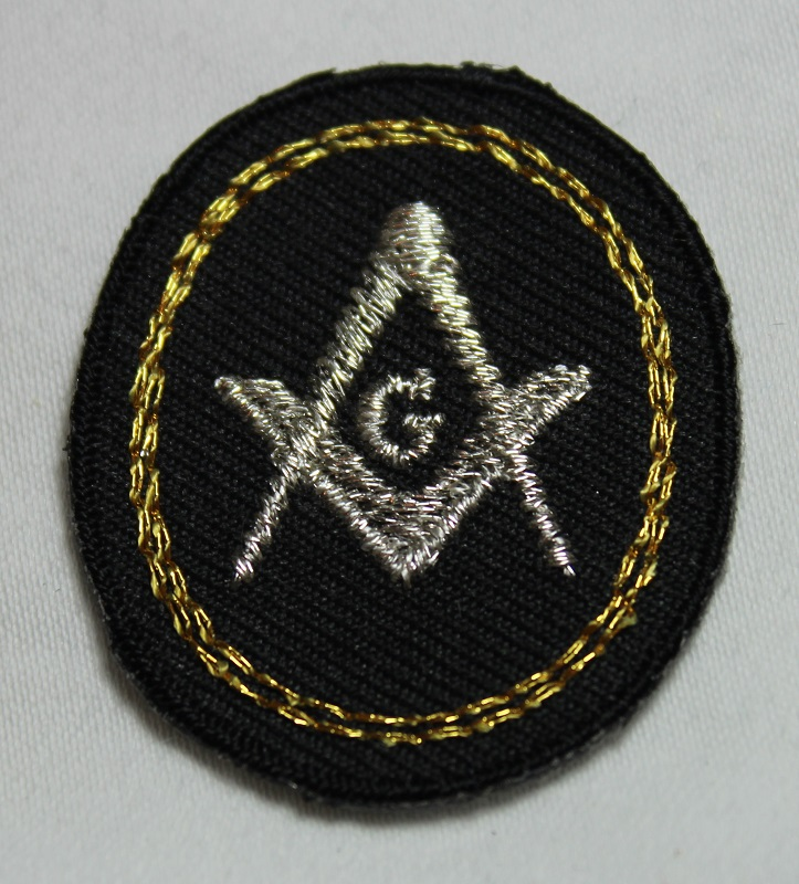 "Masonic Patch (1 1/2"")"