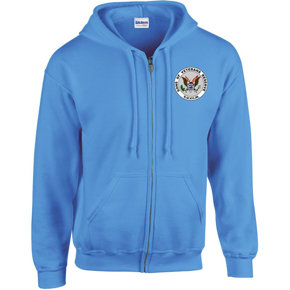 SVR Hoodie (blue only)