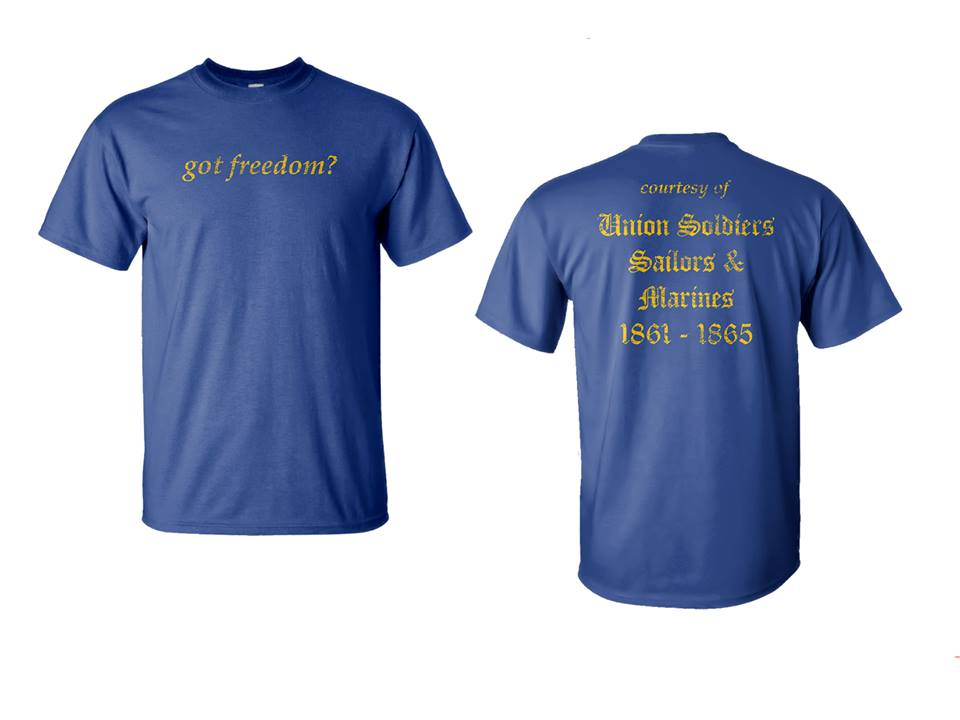 Got Freedom T-Shirt (blue only)