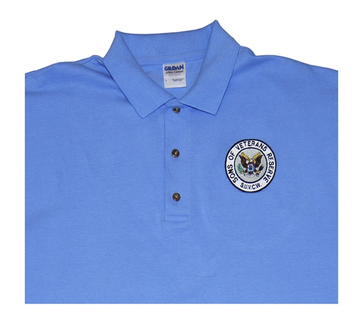 SVR Polo Shirt (blue only)